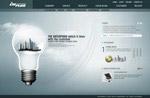 稳重气质网页