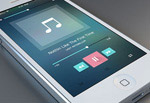 iOS7音乐播放器
