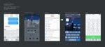 iOS7的GUI