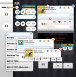 手机UI界面