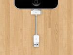 苹果USB充电器