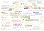 唯美爱情文字