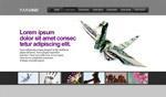 网站首页设计