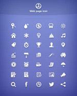 白色icon