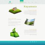 环保网站模板