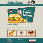 外速食品网站