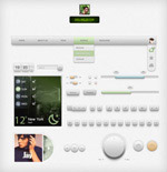 UI界面PSD