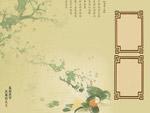 中国风古典背景