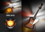 西洋乐器电吉他