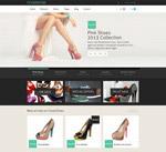 电子商务网页