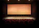 电影院帷幕舞台