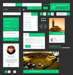 网站界面UI