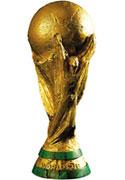 足球世界杯奖杯