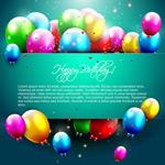生日祝福设计素材