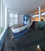 艺术大厅模型