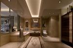 复古的浴缸模型