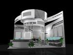 科技展厅模型