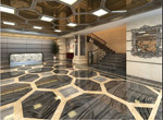室内走廊模型