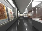 展厅整体模型
