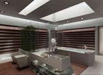 浴室3D效果图