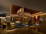 古典客厅模型