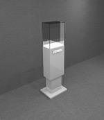 展柜柜台3d模型