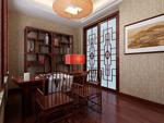 简约中式书房