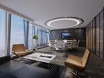 小型现代会议室
