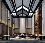 教堂式餐厅