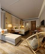 生态卧室模型