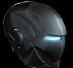 钢铁侠头盔模型