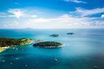 美丽的海岛景观
