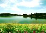 唯美湖光山色