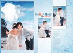 韩式唯美婚纱相册