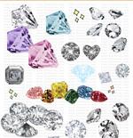 精美钻石宝石