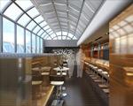 高级餐厅模型