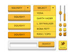 网站菜单控件