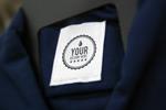 LOGO衣服标签展示