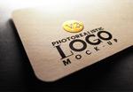 LOGO纸板材质展示
