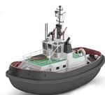 救生船模型