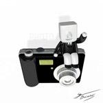 3D人物数码相机