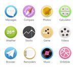 安卓ios手机图标