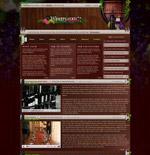 红酒网站模板