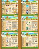 卡通儿童网站模板