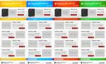 企业网站界面