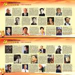 优秀共产党展板