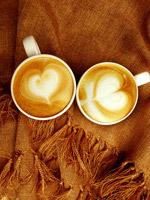 卡布奇诺花式咖啡