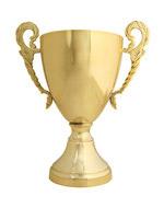 金奖杯高清图片