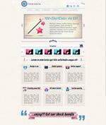 欧美创意网页