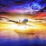 飞机飞行图片05